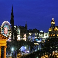A Scottish Winter - Hogmanay Departure