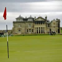 Rail Journey on the Northern Belle from Birmingham - St Andrews Golf or Spa Weekend