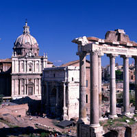 Cheap Flights to Rome from Christchurch return