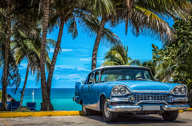 Travel to Cuba, one of 2018's emerging destinations