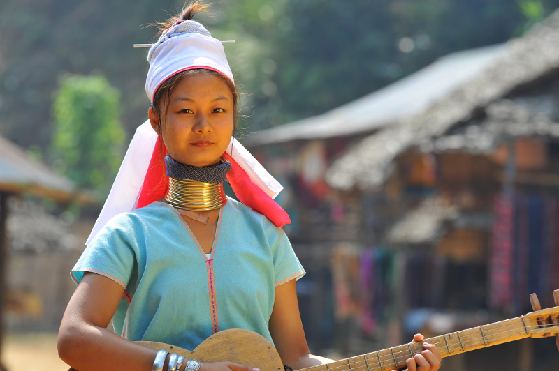 Hill Tribe Northern Thailand