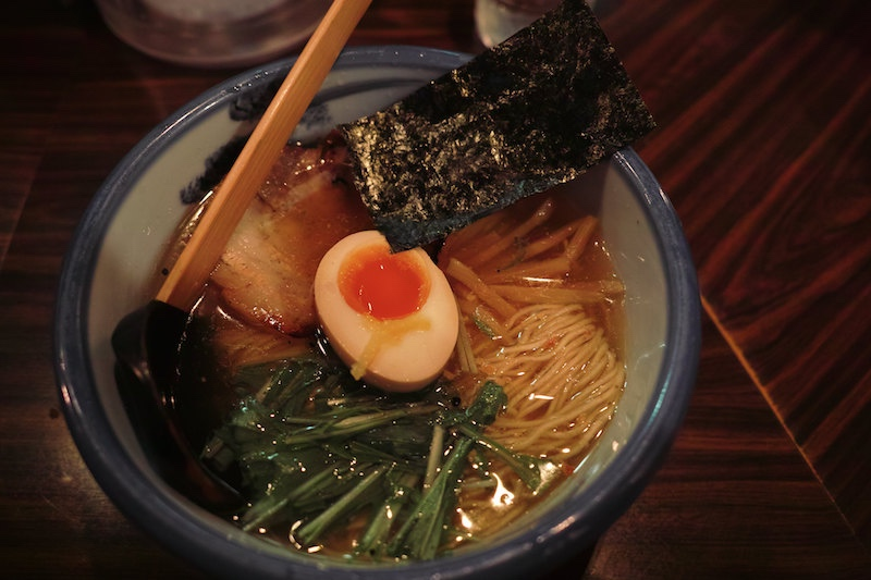 For the best traditional ramen in the city visit Afuri (photo: bethom33/Flickr).