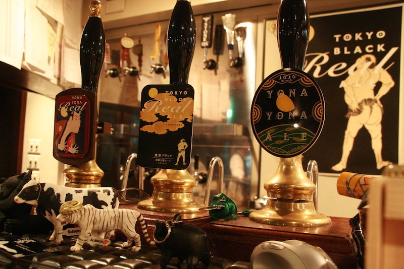 Ushitora has all the best beers in a unique Tokyo setting (photo: Shinya ICHINOHE/Flickr).