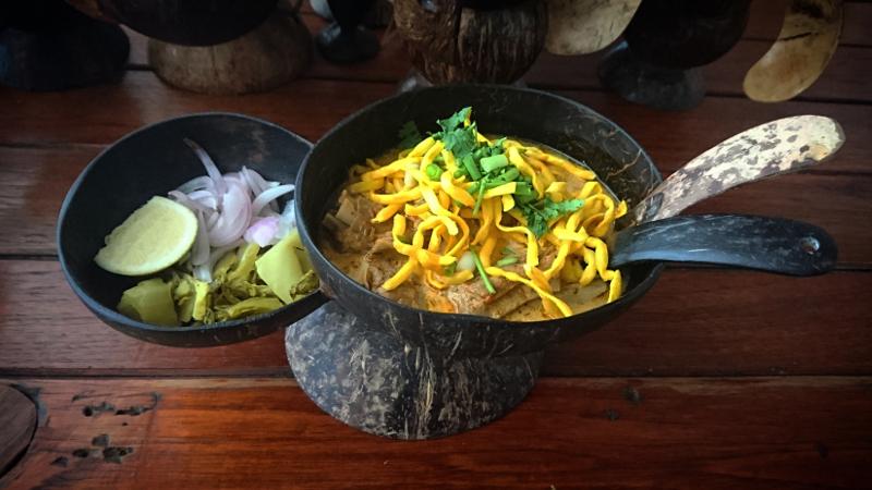 Khao Soi Thailand