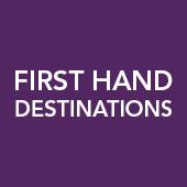 First hand destinations