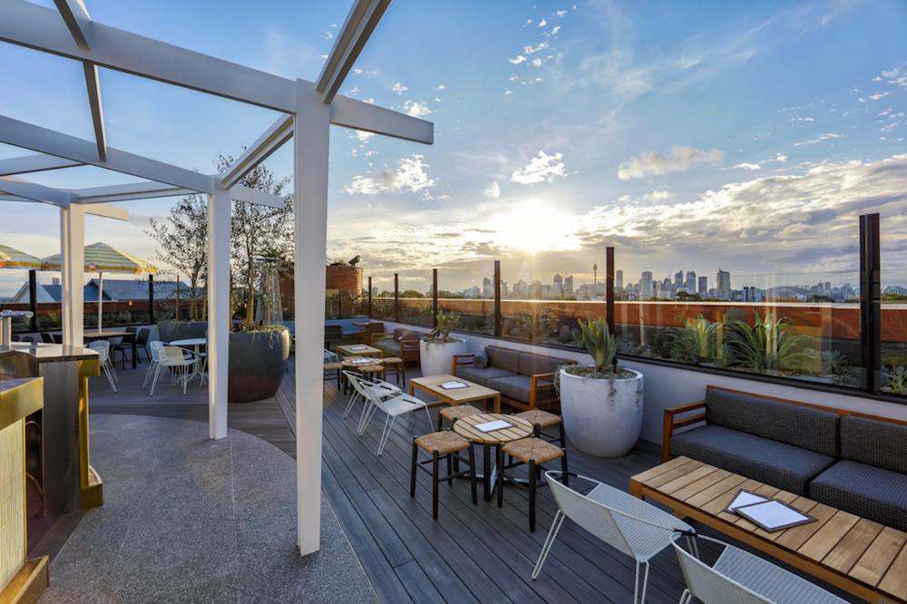 The Brigade Rooftop - Sydney