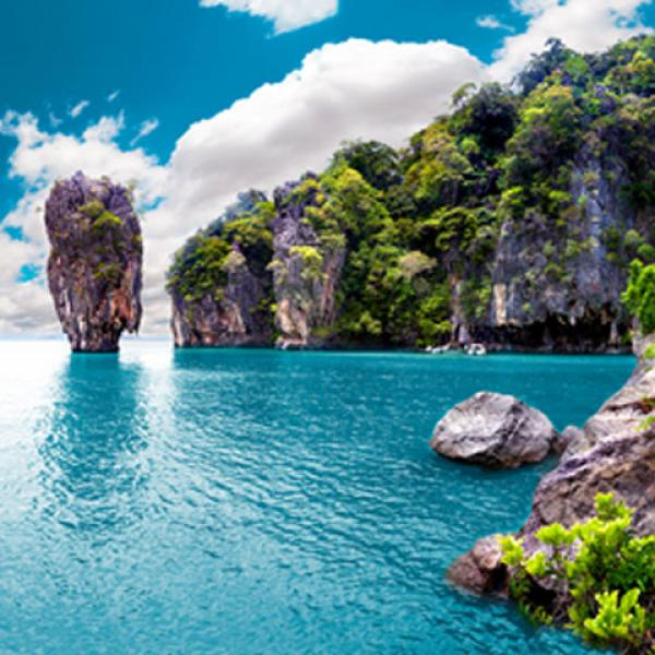 Unique Thailand Sea and Islands